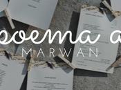 Poema Marwan triste historia cuerpo sobre
