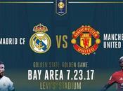 Partido Real Madrid Manchester United VIVO Gratis Internet 23/07/2017