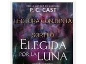 """""""Elegida luna"""", P.C. Cast: lectura provocado sentimientos encontrados"""