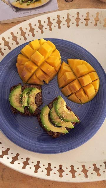 Una semana comiendo crudi vegano