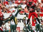 Ottawa Redblacks Toronto Argonauts Vivo Canadian Football League (CFL) Lunes Julio 2017