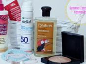 Summer Essential Cosmetics