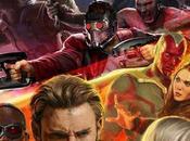 Póster deja claro espectacular cambio imagen Capitán América Viuda Negra