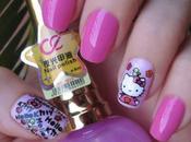 Hello Kitty glow dark Born Pretty Store