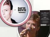 David Bowie: reedita single 'Heroes'