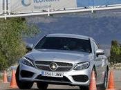 Mercedes-Benz Clase Coupé 2016 Maniobra esquiva (moose test) eslalon km77.com