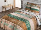 Viste cama colcha adecuada, elegir fijarse