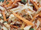 Pickles nabo zanahoria receta coreana