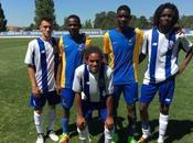 Gran Victoria Angola Junior ante Porto (1-3)