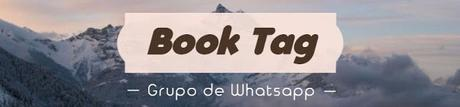 Book Tag: grupo de Whatsapp