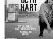 Concierto Beth Hart Morgan. Noches Botánico. Madrid, 27-VII-2017