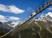 #Suiza abre puente colgante peatonal largo mundo (FOTOS)