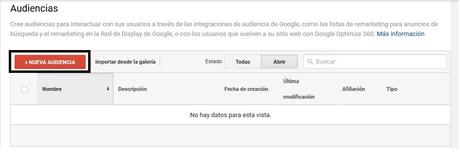 Como hacer remarketing en Google
