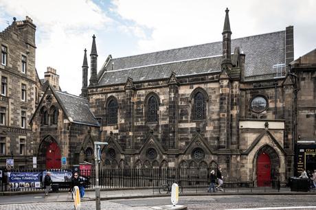 Escocia. Edimburgo