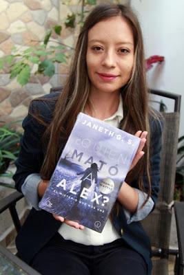 Reseña | ¿Quién mató a Alex? ~ Janeth G.S.