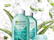Garnier skin active.