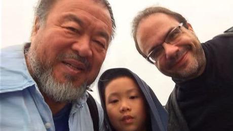 Ai Weiwei ya en Buenos Aires