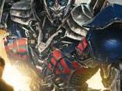 Transformers último Caballero, caballeros hierro