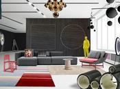Decoración interiores tabiques, como impactar decorando loft