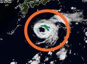 """poderoso tifón """"Noru"""" apunta Japón"""