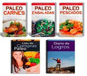 guía dieta paleolítica