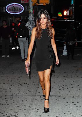 Selena Gómez, sofisticada y trendy