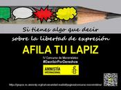 """edición Concurso Microrrelatos """"Escribir Derechos"""""""