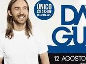 David Guetta agosto Benidorm
