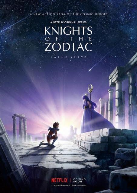 Netflix prepara una nueva versión animada de 'Los Caballeros del Zodiaco'