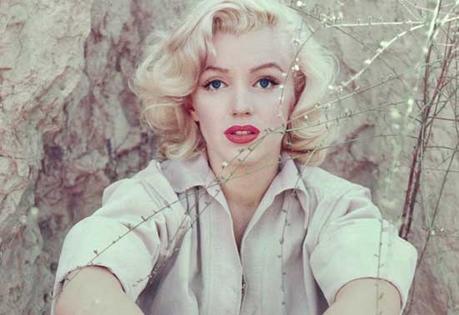 Marilyn Monroe color