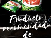 Producto recomendado mes: Detergente Persil