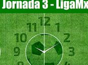 Guía jornada futbol mexicano apertura 2017