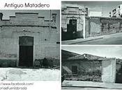 derribo desarcetado Antiguo Matadero Fuenlabrada 2001