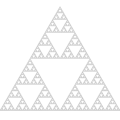 Triangulo Sierpinski