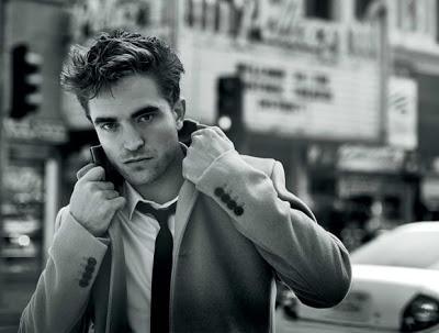 Robert Pattinson rechazó 'Cincuenta sombras de Grey'