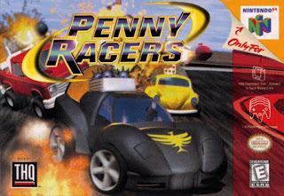 Penny Racers Choro Q 64 Un Juego De Carreras Basado En La Exitosa