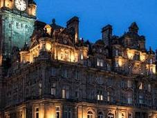 Imprescindibles visita Escocia: Edimburgo visto noche