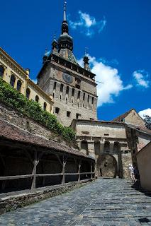 RUMANIA - (1) - Transilvania - Vlad Tepes, el auténtico conde Drácula.