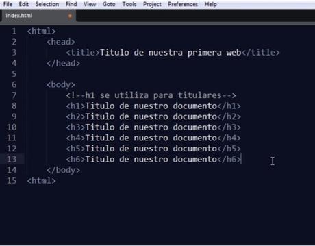 curso html basico gratis