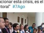 Oposicion abandona seguidores venezuela