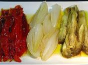 Escalivada ensalada verduras horno