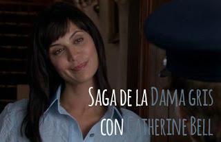 (#cine) Saga de la Dama gris con Catherine Bell