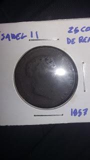 Objetos encontrados con el detector de metales