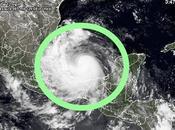 """""""Franklin"""" cerca convertirse huracán frente costas Veracruz(México)"""