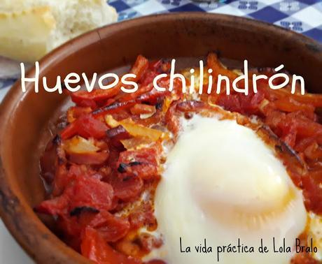 HUEVO AL CHILINDRÓN