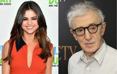Selena Gómez en la próxima película de Woody Allen