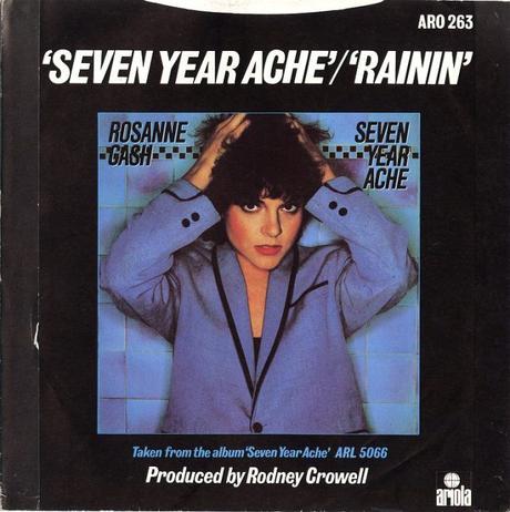 Seven Year Ache. Rosanne Cash, 1981