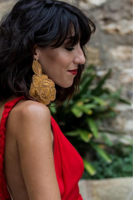 Look del Dia: Lady in Red