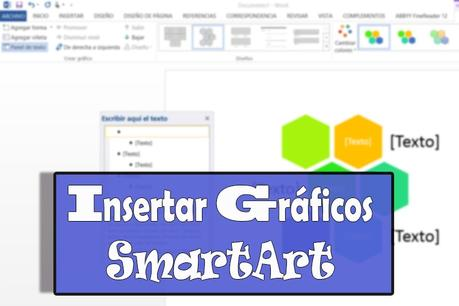Insertar gráficos SmartArt en Word, Excel, Outlook y PowerPoint