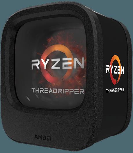 Ya llegaron los nuevos porcesadores de AMD, Ryzen Threadripper para la gama alta